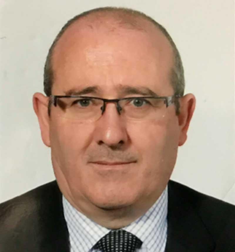 Ponente José Ramón Izquierdo ZF